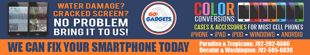 Go Gadgets-702.202.9506-Android, Samsung, Smartphone, iPhone Repair in Las Vegas Experts